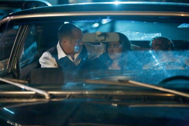 The Car of Death - The Blacklist Season 5 Episode 8