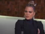 Khloe Looks Annoyed - Keeping Up with the Kardashians