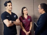 Nat and Marcel Disagree - Chicago Med Season 5 Episode 14