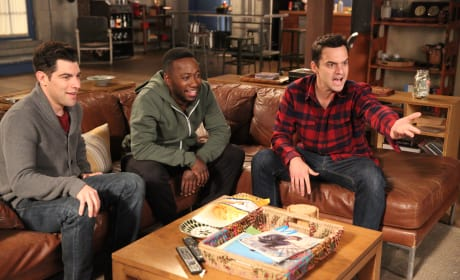 Moving Out - New Girl