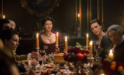 Outlander Season 2 Episode 4 Review: La Dame Blanche