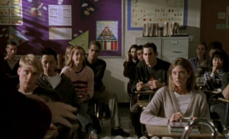 Class Projecy - Buffy the Vampire Slayer Season 2 Episode 12