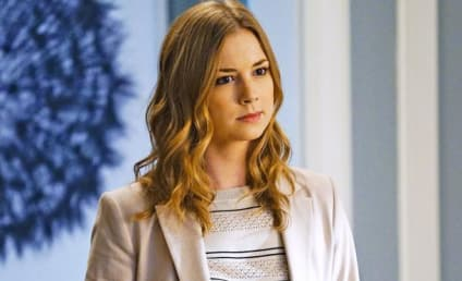 Revenge: Canceled by ABC!