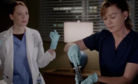 Meredith and Penny