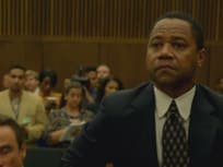 O.J. Looks Concerned - The People v. O.J. Simpson: American Crime Story