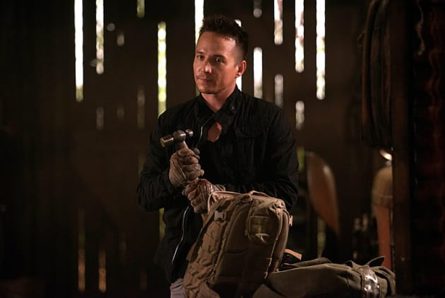 Aaron Wade as Cole - Supernatural Season 10 Episode 2
