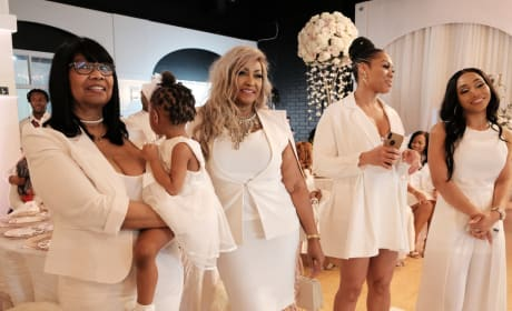 Looking To Their Mothers - The Real Housewives of Atlanta