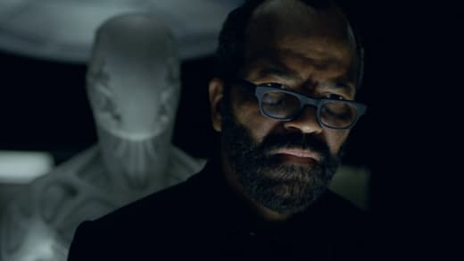 Bernard from Season 2 - Westworld
