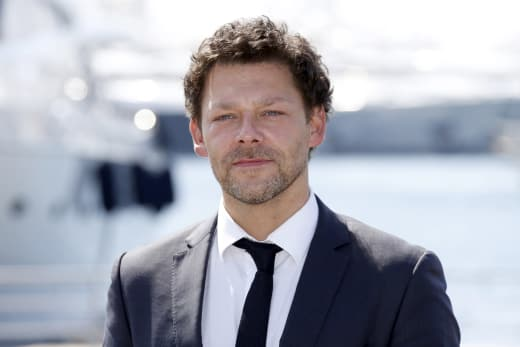 Richard Coyle Attends Event