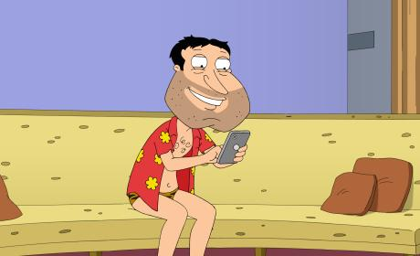family guy brian quagmire dating The tv criticorg - family guy, season 9, episode 15: tiegs for two overview: peter quagmire is teaching guys how to get laid and brian is upset because the class actually drives denise further away quagmire admits that even meg still dating mayor west was a sort-of pleasant bit of continuity (423) flashback ratio.