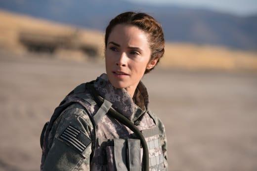 Megan Listens Intently - Grey's Anatomy Season 14 Episode 5