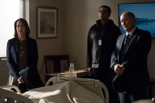 Getting the Truth - The Blacklist Season 6 Episode 22