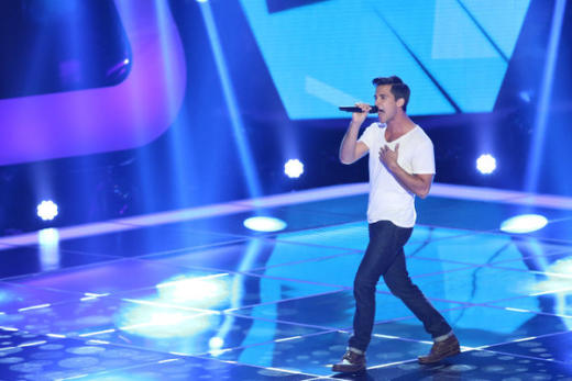 Dez Duron's Blind Audition