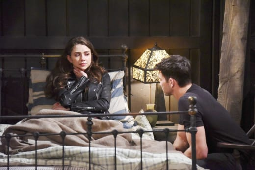 Ben And Ciara Grow Closer - Days of Our Lives