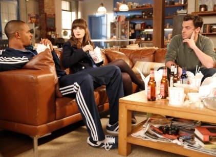 Watch New Girl Season 3 Episode 8 Online
