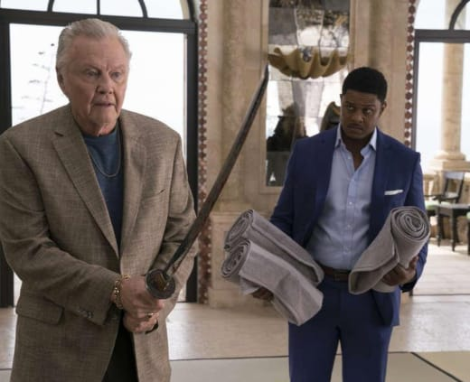 Father-Son Time - Ray Donovan Season 5 Episode 4