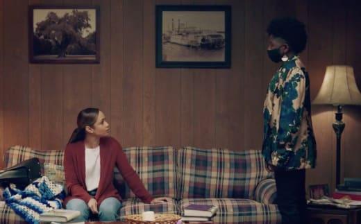 Billie and Nova - Queen Sugar Season 6 Episode 2