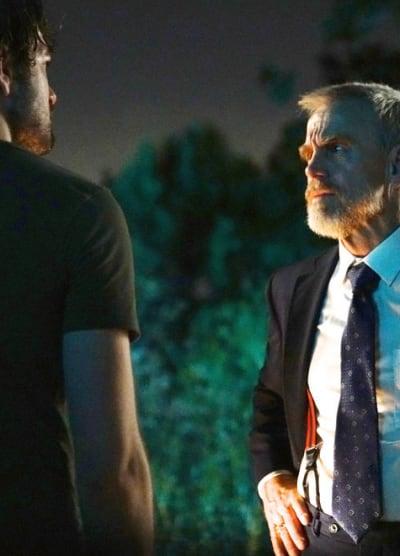 Facing Off With Davis - Queen of the South Season 4 Episode 13