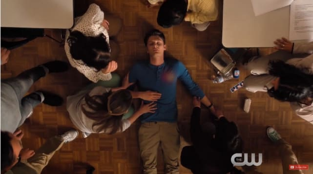 Michael Dies - Jane the Virgin