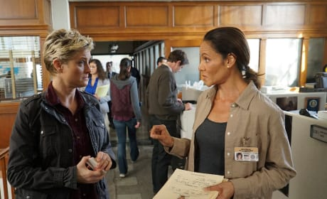 Stef's First Day  - The Fosters Season 4 Episode 17