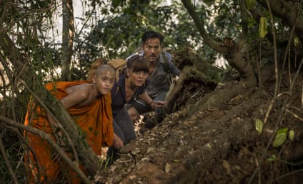 Hooten and The Lady Season 1 Episode 7 Review: Cambodia