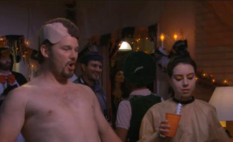 Halloween Throwdown!