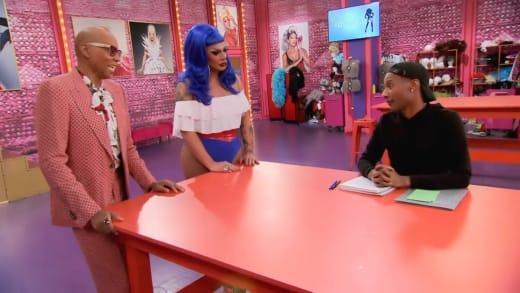 Raven Returns - RuPaul's Drag Race Season 12 Episode 9
