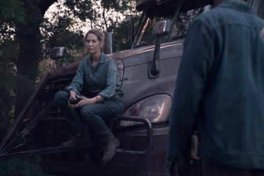 Left Alone - Fear the Walking Dead Season 4 Episode 13