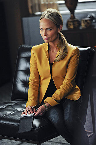 Kristin Chenoweth on The Good Wife