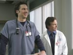 Michael J. Fox on Scrubs