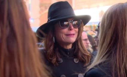 Watch The Real Housewives of New York City Online: Faux Weddings and a Funeral