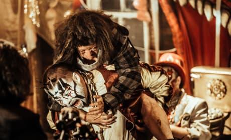Crazy Clowns Fight - Z Nation Season 4 Episode 7