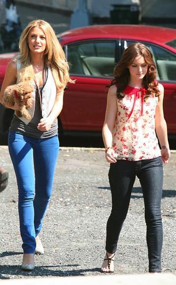 Blake and Leighton