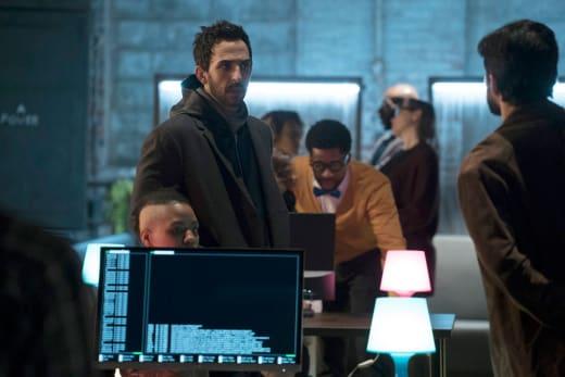 Aram makes some new friends - The Blacklist Season 4 Episode 14