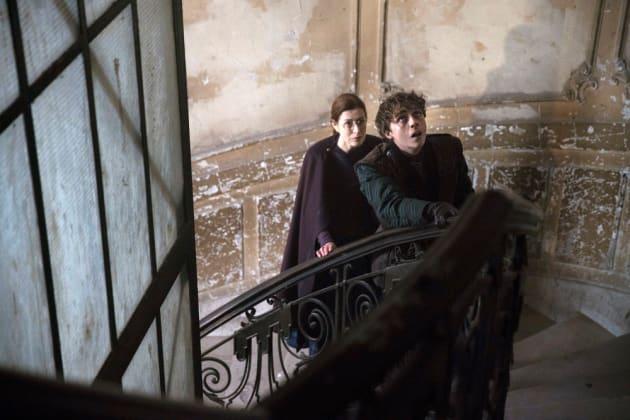Jack and Jane - Emerald City Season 1 Episode 4