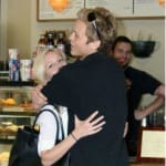 Heidi Montag Hugged By Spencer Pratt