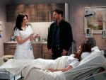 Grace in the Hospital - Will & Grace