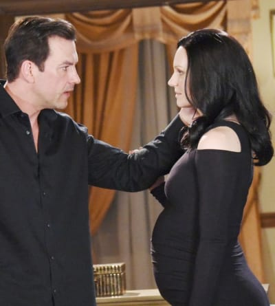 Stefan Dreams of Gabby  (Tall)- Days of Our Lives