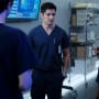 discussing a patient's care - The Good Doctor Season 1 Episode 4