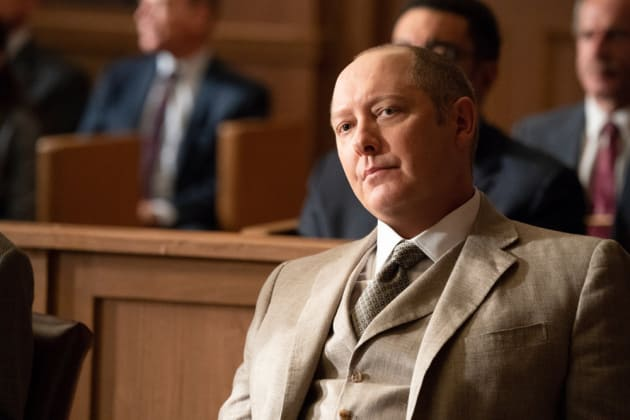 Red in Court - The Blacklist Season 6 Episode 3