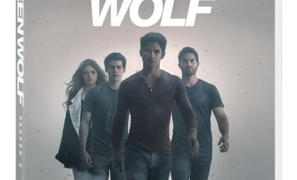 DVD/Blu-Ray Releases: Teen Wolf, Justified, Glee, Walking Dead Journals & More!