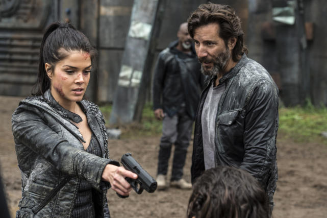 Talking Octavia Down – The 100 Season 4 Episode 6
