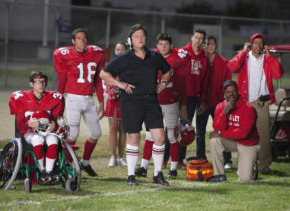Watch Glee Season 2 Episode 3 Online