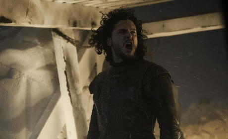 Jon Snow, At War