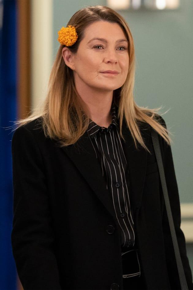 Remembering Loved Ones - Grey's Anatomy Season 15 Episode 6