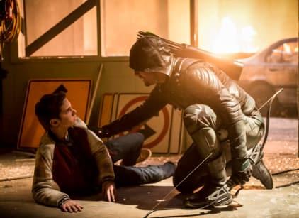 Watch Arrow Season 6 Episode 11 Online