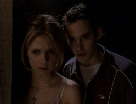Uncontaminated - Buffy the Vampire Slayer Season 2 Episode 12