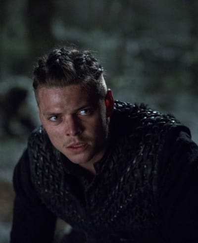 Surprised Ivar - Vikings Season 5 Episode 18