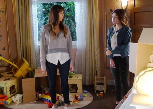Did Aria Trash the Room? - Pretty Little Liars