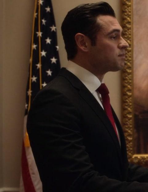 Aaron Address the Nation  - Designated Survivor Season 3 Episode 7